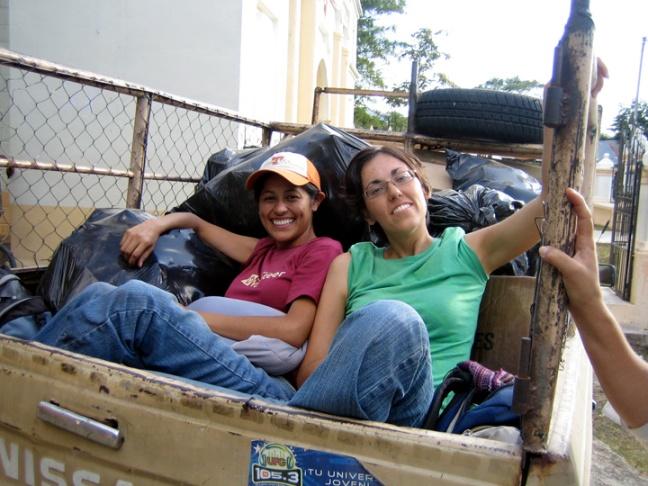 Jodi and Gina